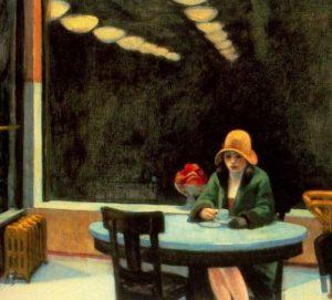 E.Hopper - Automat ( 1927)