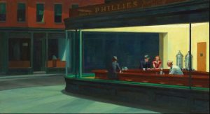 E.Hopper - Nighthawks